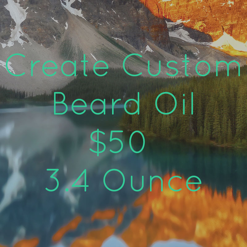 Make Custom Beard Oil